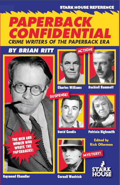 Paperback Confidential cover