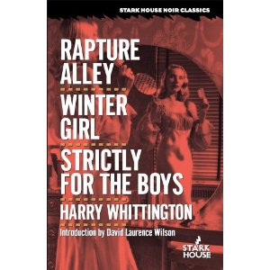 Harry Whittington